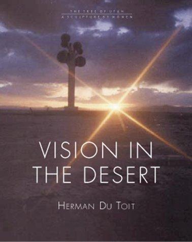 Vision In The Desert : Tree of Utah Sculpture by Momen