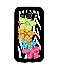Pick Pattern Back Cover for Samsung Galaxy Ace S5830