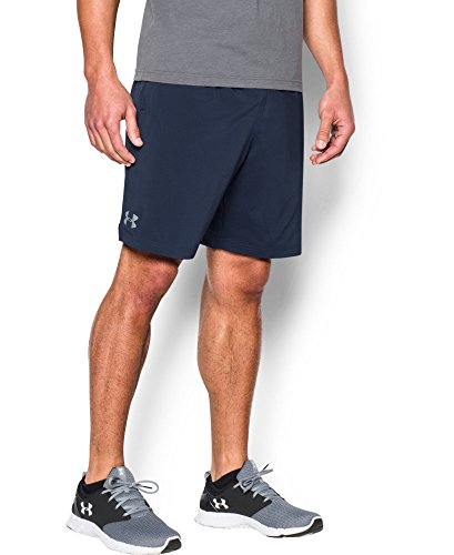 Under Armour Men's Hiit Shorts, Midnight Navy (410), X-Large