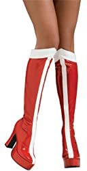 Wonder Woman Officially Licensed Boots Costume