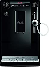 Melitta E 957-204 Kaffeevollautomat Caffeo Solo und Perfect Milk Designedition Edelstahl, schwarz
