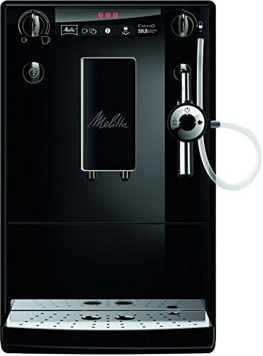 Melitta-E-957-204-Caffeo-SoloPerfect-milk-Machine-automatique--caf-expresso-Cappuccinatore-pr-infusion-Noir-15-bars