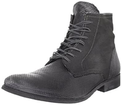 Diesel Men's Chrom Hi Boot,Black,13 M US
