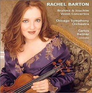 Brahms & Joachim Violin Concertos