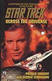 Across the Universe (Star Trek, No. 88) (0671019899) by Pamela Sargent