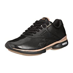 [リーボック] Reebok EASYTONE GO OUTSIDE II SE  J22195 00 (BLACK/ROSE GOLD/SILVER/24)