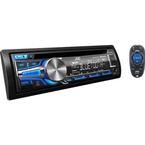 Jvc Kdr850Bt Brand New Mobile Am/Fm/Cd/Usb/Bt Receiver