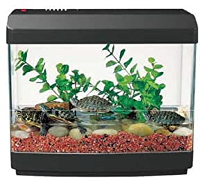 R350 Acrylic Aquarium Complete Fish Tank With Light Filter