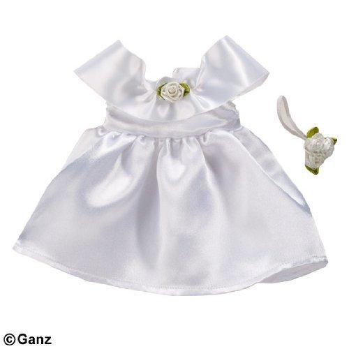 Webkinz Clothes - Wedding Dress