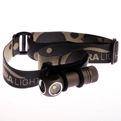 Zebralight H502c High CRI Neutral White AA Flood Headlamp