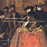 Vivaldi - Italian Cantatas and Sonataby Grard Lesne