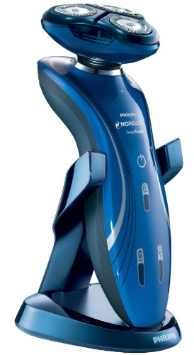Philips SensoTouch RQ1150 GyroFlex 2D Rotary Rechargeable Electric Shaver