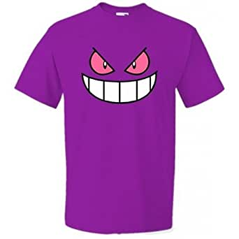 Ghost Face T-Shirt (S, Purple)