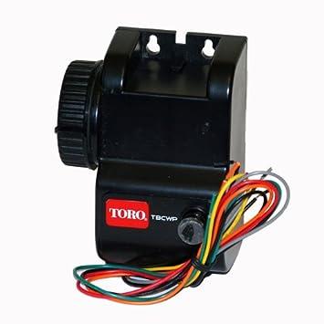 Programmatore Toro Tbcwp 4 A Batteria Con Porta Infrarossi