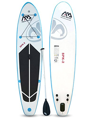 Spk-2 Inflatable Stand Up Paddle Board Plus Oar Isup Package Picture