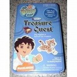 Go Diego Go Treasure Quest Game