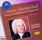 バッハ:無伴奏ヴァイオリンソナタとパルティータ(全6曲)