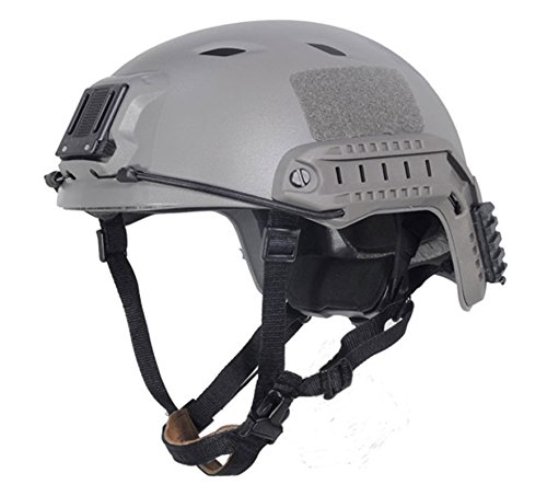 Fma New Fg Airsoft Paintball Protective Ach Base Jump Helmet F283