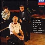 Mozart: Concertos for piano No20; Concerto for pianos No10