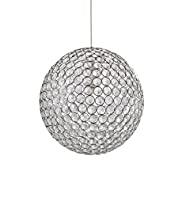 Gem Ball Ceiling Light
