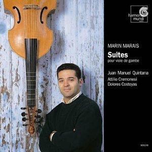 Suites for Viola Da Gamba