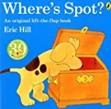 Where's spot (0140504206) by Eric Hill