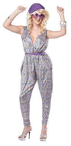 California Costumes Women's Boogie Fever 70's Disco Dance Costume