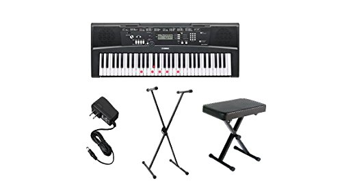 yamaha-ez-220-lighted-keyboard-bundle-with-yamaha-bench-stand-and-power-adapter