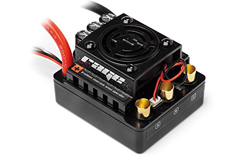 HPI Racing 101712 Flux Rage 80amp Brushless ESC, 1/8 Scale (Flux Program compare prices)