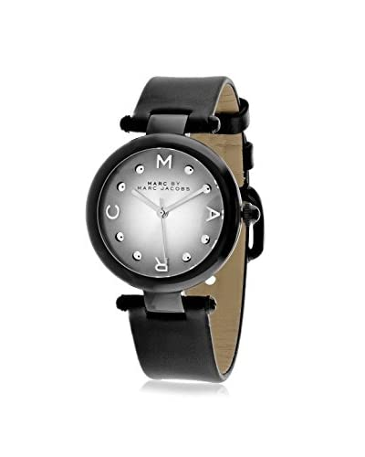 Marc by Marc Jacobs Women's MJ1410 Black Leather Watch
