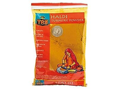 Gelbwurzmehl Kurkumapulver Turmeric powder 400g von TRS auf Gewürze Shop