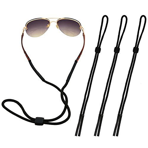 Sale!! The Friendly Swede Sports Sunglass Holder Strap (4 Pack)