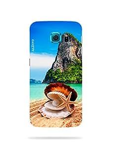 alDivo Premium Quality Printed Mobile Back Cover For Samsung Galaxy S6 / Samsung Galaxy S6 Printed Back Cover (MKD398)