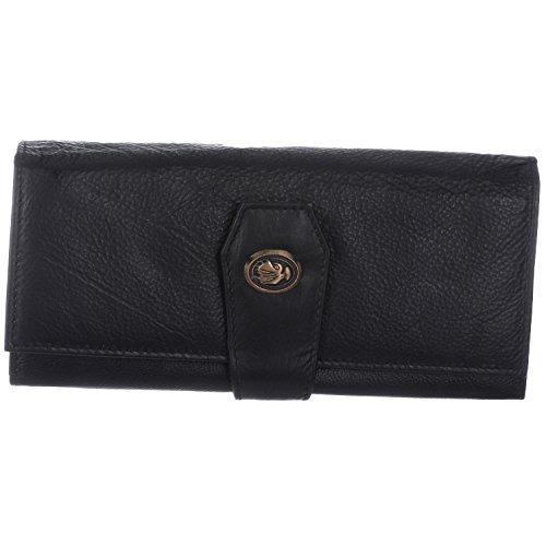 Blu Whale Black Women's Wallet - B00X7JVD2U