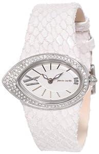 Pierre Cardin Women's PC104302F02 International Diamond Bezel Watch