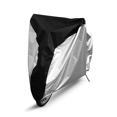 (オフフ) Ohuhu 自転車カバー 29インチまで対応 防水 UVカット 風飛び防止 収納袋付き