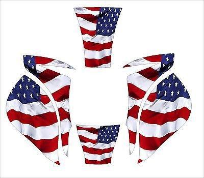 MILLER-ELITE-WELDING-HELMET-WRAP-DECAL-STICKER-SKINS-US-Flag