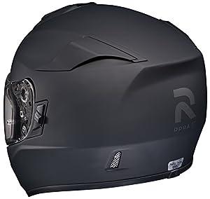 HJC RPHA-ST Full-Face Motorcycle Helmet (Matte Black, XX-Large) from HJC
