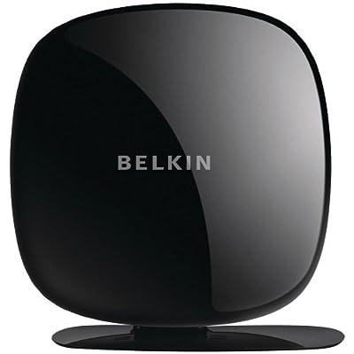 Belkin N750 DB Wi-Fi Dual-Band N+ Gigabit Router (F9K1103)