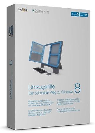 Windows 8 Umzugshilfe