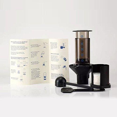 2 X Aerobie AeroPress Coffee Maker by Aerobie AeroPress