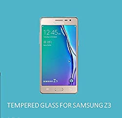Munoth Ultra Thin Premium Tempered Glass Screen Protector for Samsung Z3