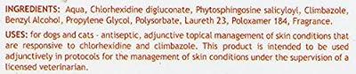Douxo AntiSeptic Chlorhexidine + Climbazole Mousse (6.8 oz)