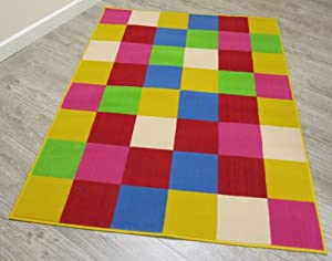 Rugs With Flair 120 x 160 cm Retro Funky Mania from Rugs With Flair