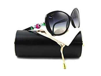 BVLGARI SUNGLASSES BV 8080 501/8G BLACK
