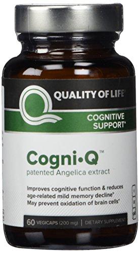 CognI Q Labs 60 VegiCaps