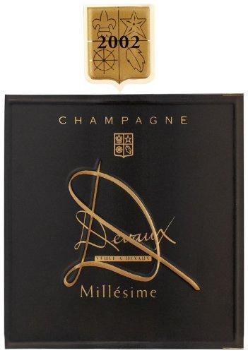 Veuve A. Devaux 2002  Champagne Cuvee D 750 mL