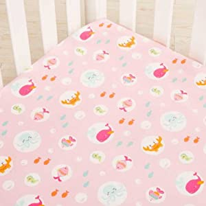 Under the Sea Fitted Sheet by Carters - different from sheet in set