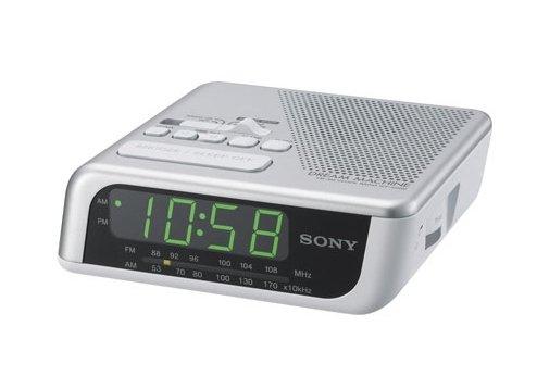 Sony Icf-C205 Alarm Clock Radio 220 Volts Will Not Work In Usa (European Cord)