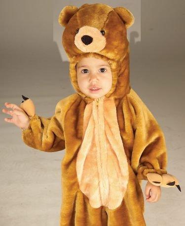 Forum Kids Plush Teddy Bear Cute Animal Halloween